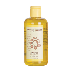 Baobab Hacim & Işıltı veren Bakım Şampuanı - İnce Telli Saçlar için