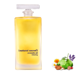 Relaxing Luxury Aromatic Massage & Body Care Oil