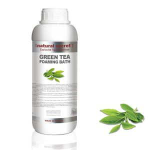 Yeşil Çay Banyo Köpüğü