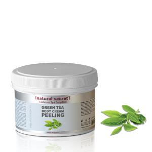 Green Tea Body Cream Peeling